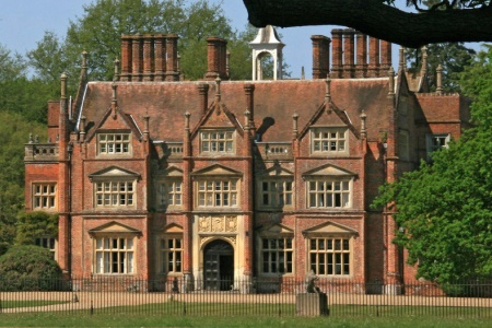 UK Norfolk Heydon Heydon Hall