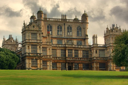 UK Nottinghamshire Nottingham Wollaton Hall