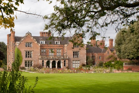 UK Nottinghamshire Thrumpton Thrumpton Hall