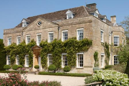 UK Oxfordshire Chipping Norton Cornwell Manor