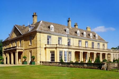 UK Oxfordshire Chipping Norton Sarsden House
