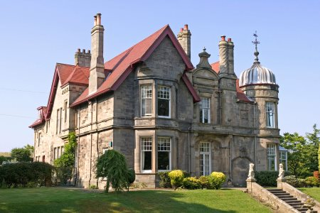 UK Scotland Cookstown Glenavon House