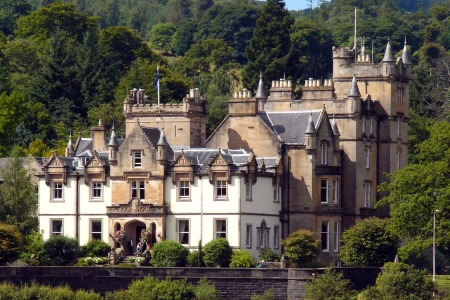 UK Scotland Loch Lomond Cameron House