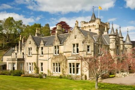 UK Scotland Rothes Rothes Glen House