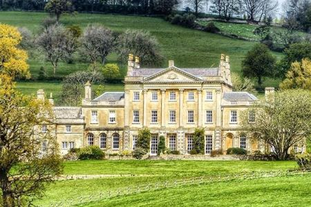 UK Somerset Bathford Shockerwick House