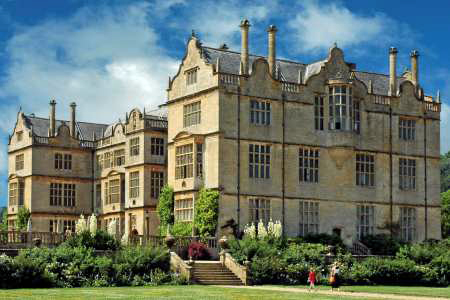 UK Somerset Montacute Montacute House