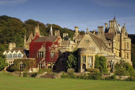 UK Somerset Wraxall Tyntesfield