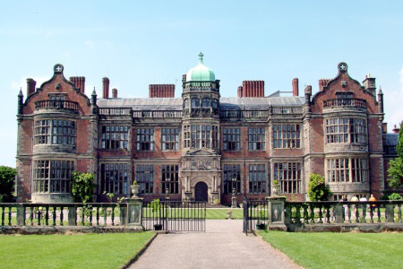 UK Staffordshire Ingestre Ingestre Hall