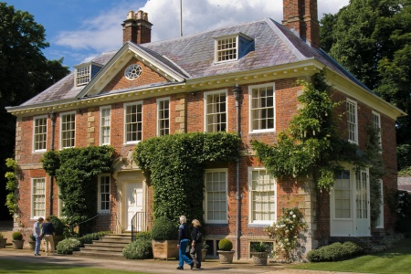 UK Wiltshire Marlborough Poulton House
