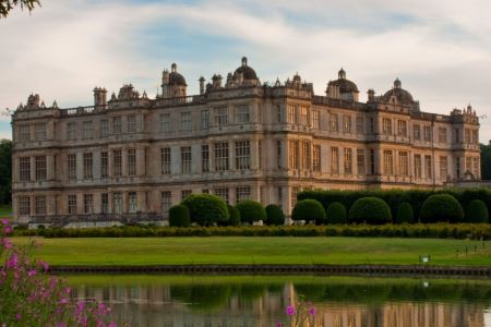 UK Wiltshire Warminster Longleat House