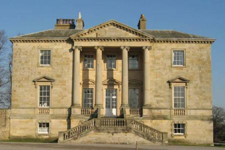 UK Yorkshire Leyburn Costable Burton Hall