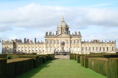 UK Yorkshire York Castle Howard