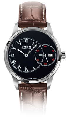 Union Glashuette 1893 41mm D007.444.16.053.00