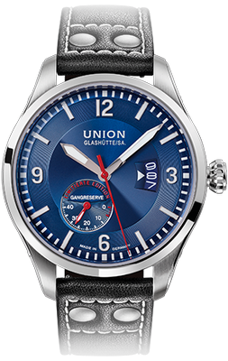 Union Glashuette Belisar 45mm D002.624.16.047.09
