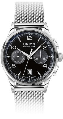 Union Glashuette Noramis Chronograph 42mm D008.427.11.057.00
