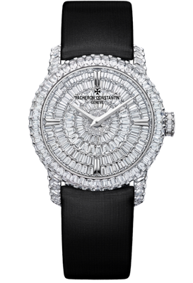 Vacheron Constantin Traditionnelle Haute Joaillerie 30mm 25760 000G-9945