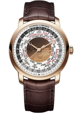 Vacheron Constantin Traditionnelle Worldtime 42.5mm 86060 000R-8985