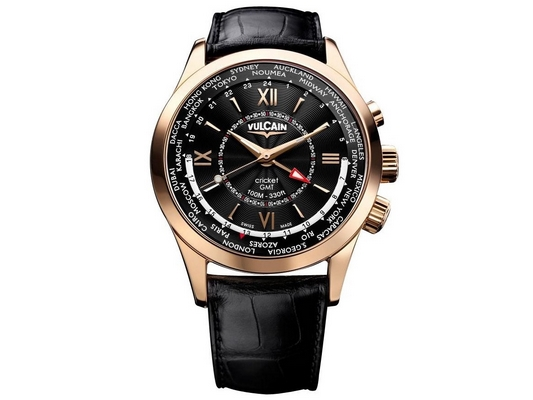 Vulcain Aviator GMT 42mm 100508.146L