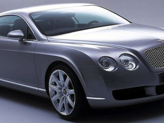 2002 Header Bentley Continental GT