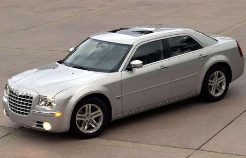 2003 Chrysler 300