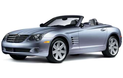 2003 Chrysler Crossfire Roadster