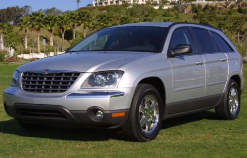 2003 Chrysler Pacifica