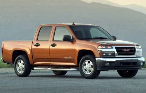 2003 GMC Canyon