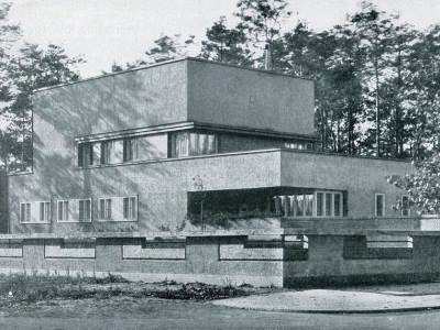 1924_Sternefeld House Berlin Germany Erich Mendelsohn