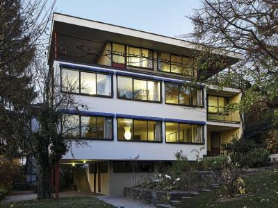 1928_Huber House Riehen Switzerland Hans Schmidt Paul Artaria