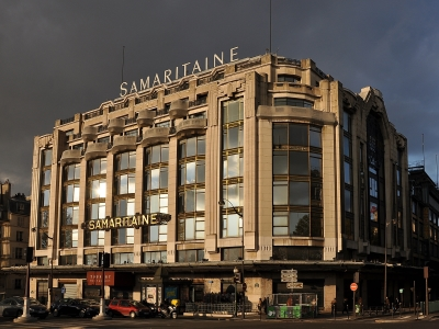 1928_La Samaritaine Magasin 2 Paris France Henri Sauvage