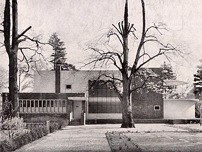 1928_Roemer House Hamburg Germany Karl Schneider
