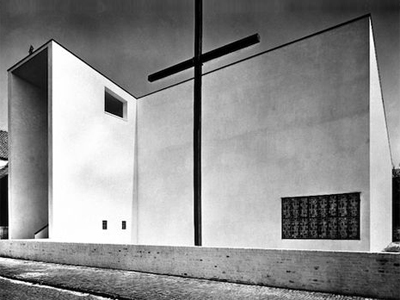 1931_Catholic Church Norderney Germany Dominikus Boehm