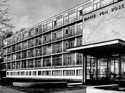1932_Home for elderly Kassel Germany Otto Haesler