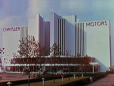 1933_Chrysler Motors Pavilion World Fair Chicago IL USA Holabird & Root