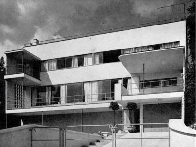 1935 Sun House London UK Edwin Maxwell Fry