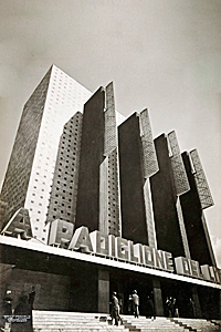 1935_Italian Pavilion International Exposition Brussels Belgium