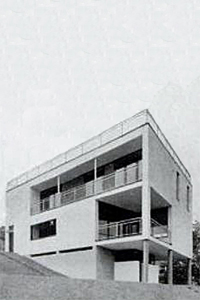 1936_House Binningen Switzerland Otto Senn