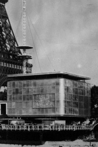 1937_Czech Pavilion Expo Paris France Jaromir Krejcar