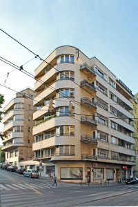 1937_Manfred Weiss Apartments Budapest Hungary Bela Hofstaetter and Ferenc Domany