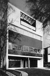 1938_32 Newton Road London UK Denys Lasdun