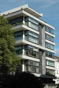 1960_26 St Jamess Place London UK Denys Lasdun