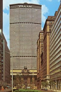 1963_Pan Am Building New York City NY USA Emery Roth & Sons Walter Gropius TAC Pietro Belluschi