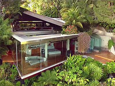 1963_Sheats House Los Angeles CA USA John Lautner
