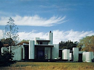 1966_Labyrinth House Southport CO USA John M. Johansen