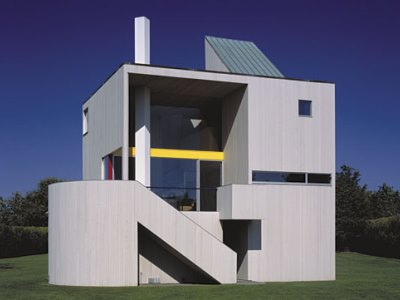 1967_Residence and Studio Amagansett NY USA Gwathmey Siegel