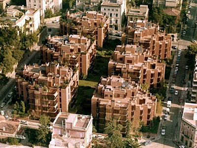 1967_Residential Buildings Barcelona Spain Jose Antonio Coderch de Sentmenat