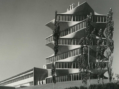 1968_Jorba Laboratories Madrid Spain Miguel Fisac Serna