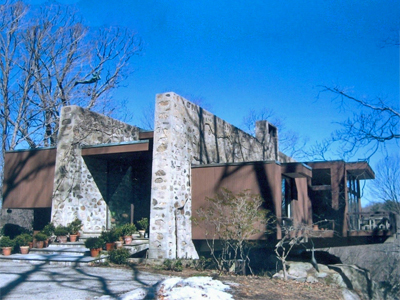 1969_Graham House Greenwich CT USA Eliot F. Noyes