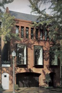 1969_Steven Trentman House Washington DC USA Hugh Newell Jacobsen
