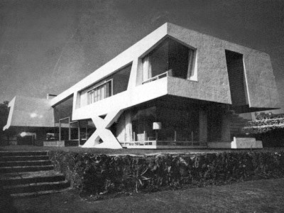 1973_Pedregal House Mexico City Mexico Enrique Castaneda Tamborrel